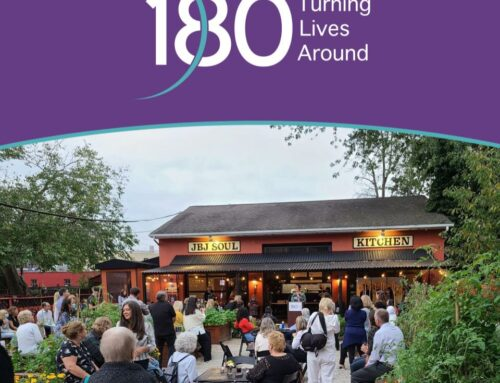 A special night for 180: Thanks to YOU for making 180 a place of hope & healing.
